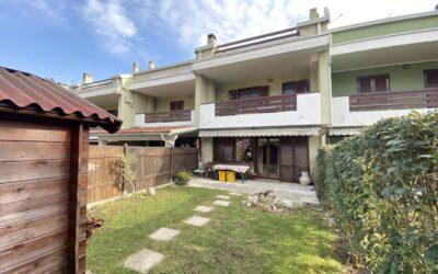 Villetta a schiera per famiglia numerosa a Rovereto