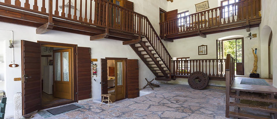 Villa in vendita in Trentino Avio